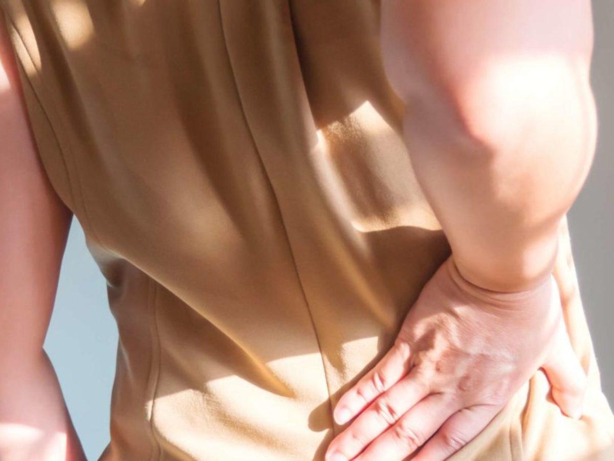 varicoză durere în partea laterală