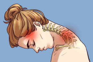 dureri de gât și umeri chirurg pentru dureri articulare
