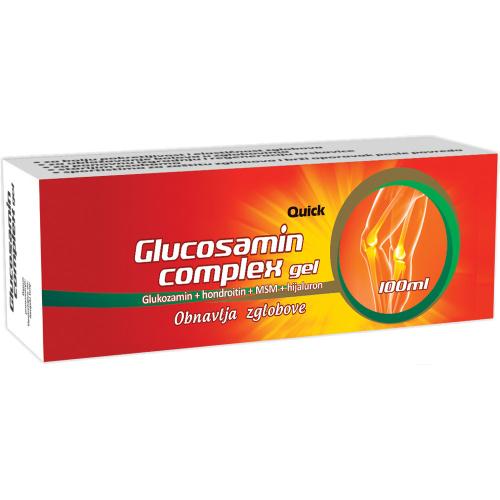 balsam de glucozamină articulară