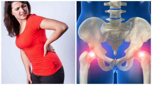 Durerea lombara cauzata de coxartroza