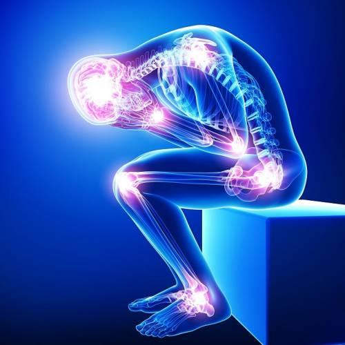 dureri de șold și greață
