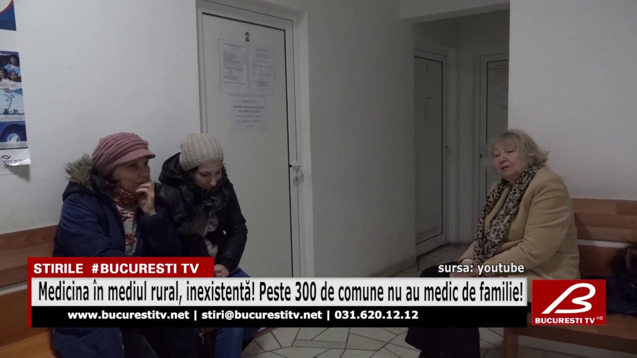Peste de comune din România nu au niciun medic de familie - avagardens.ro